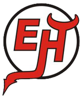 Logo for Erin-Hillsburg Minor Hockey