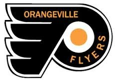 Logo for Orangeville Minor Hockey